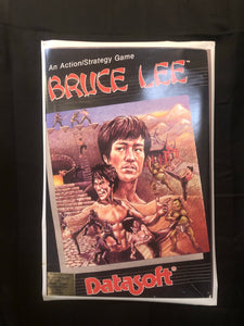 Bruce Lee Poster-Box Art