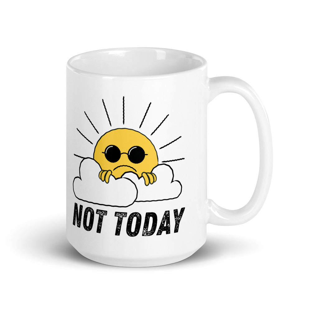 Not Today Mug - Headhunter Gear