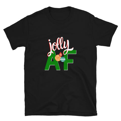 Jolly AF Christmas Shirt - Headhunter Gear