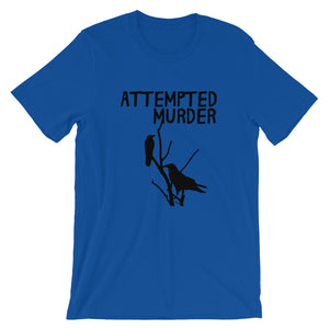 Attempted Murder Crow Shirt - Headhunter Gear