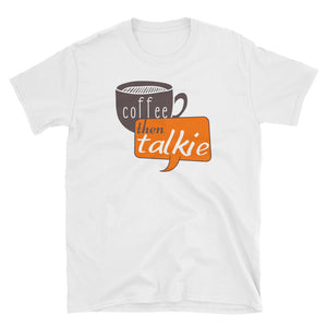 Coffee First Shirt - Headhunter Gear