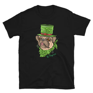 St. Pugrick T-Shirt - Headhunter Gear