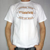 MENS S/S BROWN LOGO