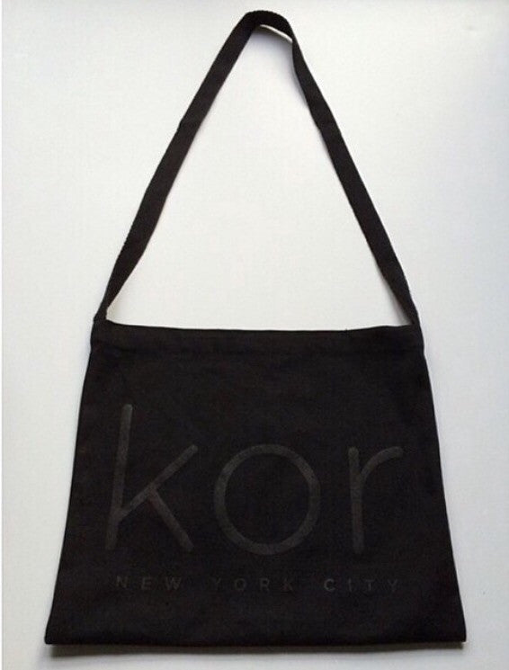 Kor New York City Stealth Messenger Bag