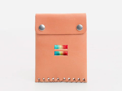 No. 092 Card Case with Snaps, The Ally Collection