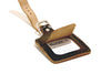 No. 146 Custom Luggage Tag, Black