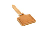 No. 146 Custom Luggage Tag, Tan