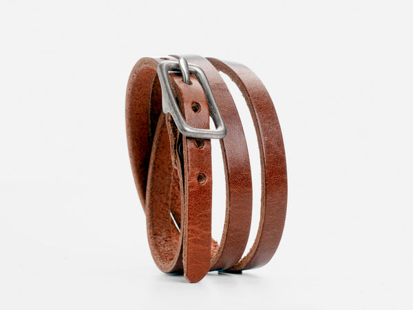 No. 210 Triple Wrap Cuff, Tan