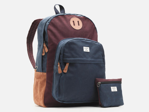 No. 297 Standard Issue Backpack Campus Color Block
