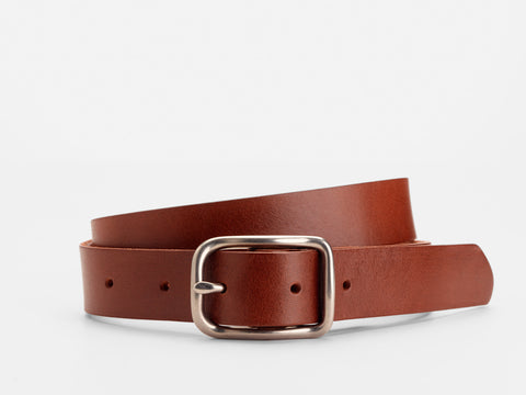 "No. 312 1"" Center Bar Belt"