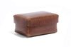 No. 362 Large Leather Box, Tan