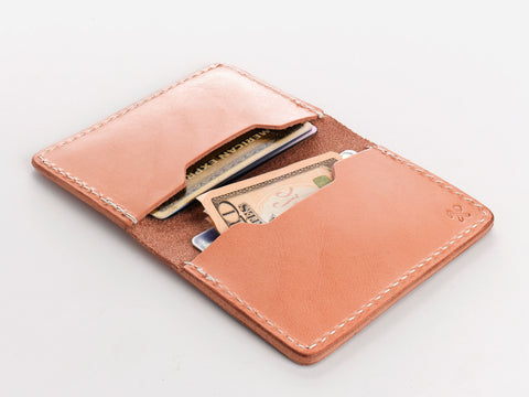 No. 427 Bi-Fold Card Case