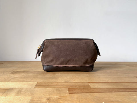 No. 477 Small Batch Carryall Toiletry Bag
