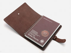 No. 134 Sketchbook Holder, Brown