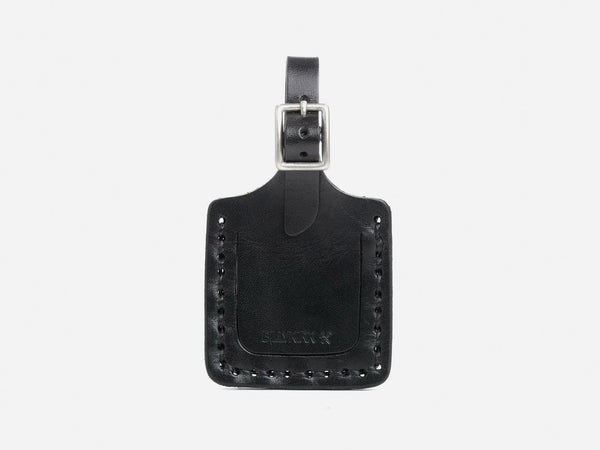 No. 146 Luggage Tag, Black