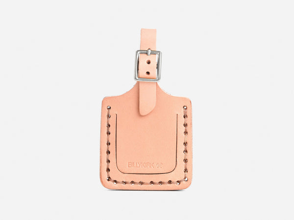 No. 146 Luggage Tag, Natural