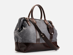 No. 165 Small Carryall, Ash Waxed