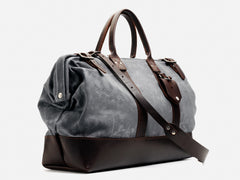 No. 166 Medium Carryall, Ash Waxed