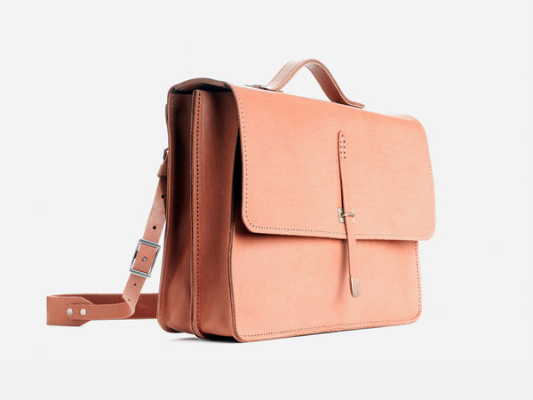 No. 236 Schoolboy Satchel, Natural