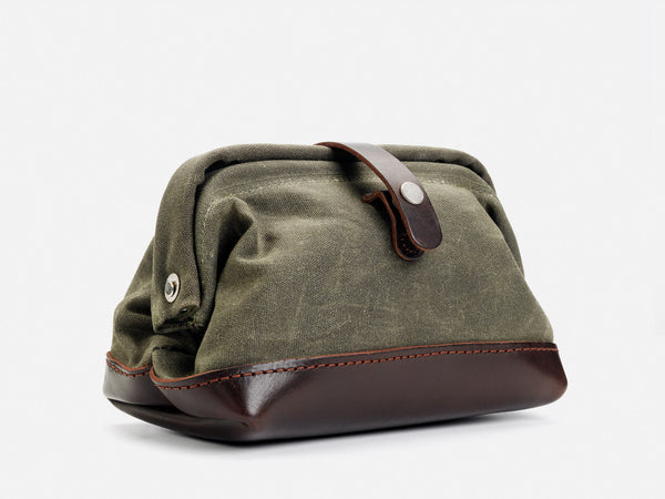 No. 257 Carryall Dopp Kit, Olive