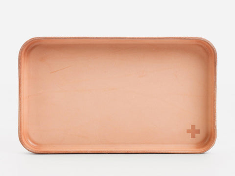 No. 309 Leather Rolling Tray