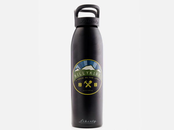 No. 336 Water Bottle, Matte Black