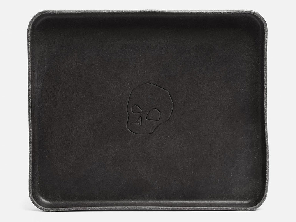 No. 471 Large Black Valet Tray
