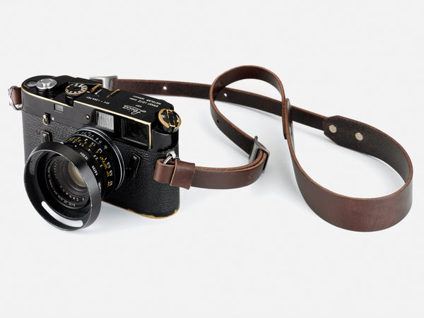 No. 495 Camera Strap, Brown