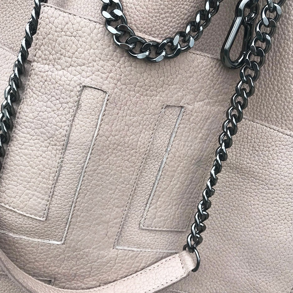 Punk Tote in Blush