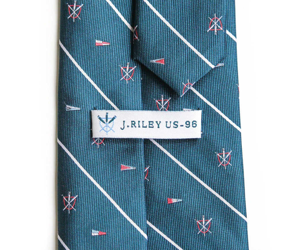 Nautical Flag Tie