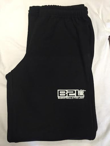 B2L Sweatpants (open bottom with pockets)