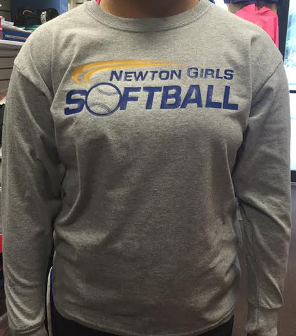 NGS Long Sleeve Tee (name on the sleeve)
