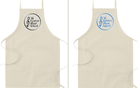 ANMS Natural Color Apron