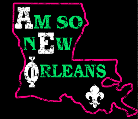 Aephi Am So New Orleans Workout Tank