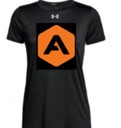 Under Armour womans short sleeve tee
