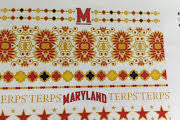 University of Maryland Flash Tatoos