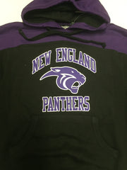 Panthers 2 Color Hooded Sweatshirt