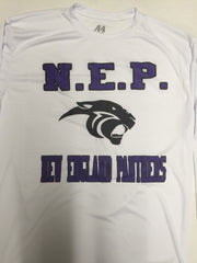 Panther Shooting Shirt (name & number on back)