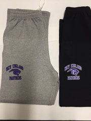 Arched New England Panthers Sweatpants
