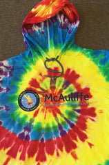 Tie Dye Tuesday Special Hoodie  $25.00