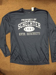 Schechter Long Sleeve Dry Fit