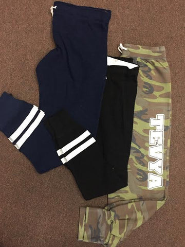 Youth Camp Joggers(includes 1 white screen)