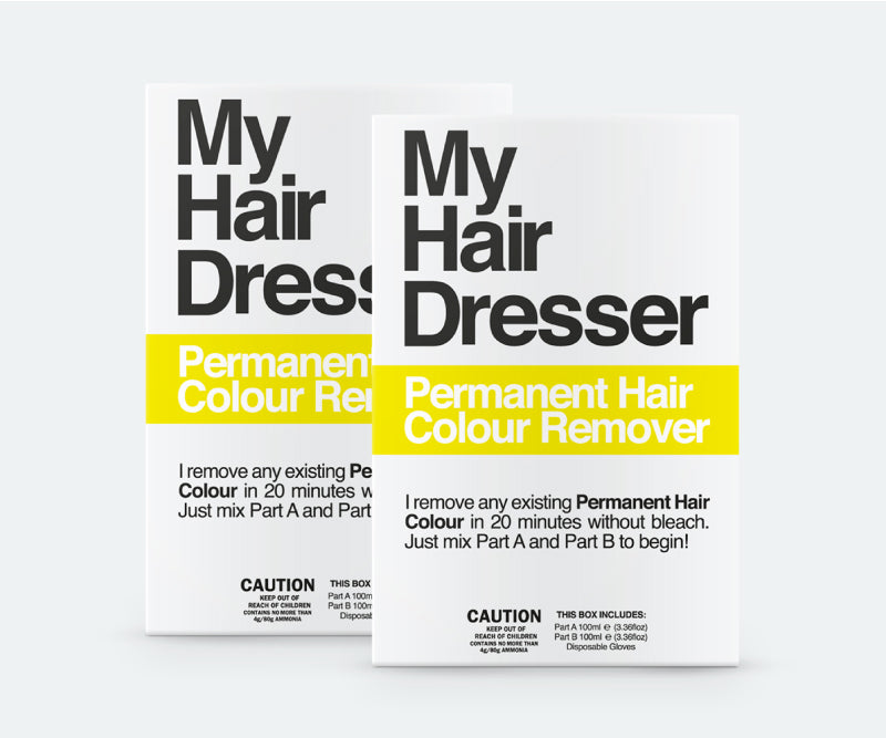 Colour Remover 2 Pack