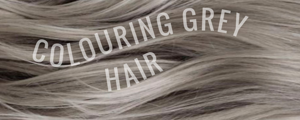 Hair 101: How to Colour Grey Hair – My Hairdresser Online