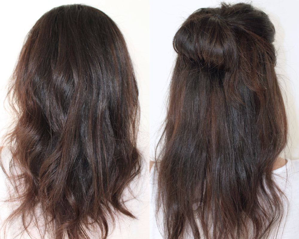 How To Colour Remove Brunette Hair And Add Highlights My