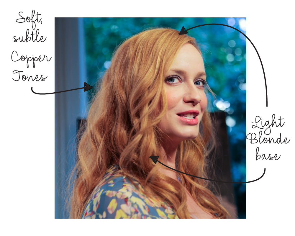 How To Be A Peach Blonde My Hairdresser Online
