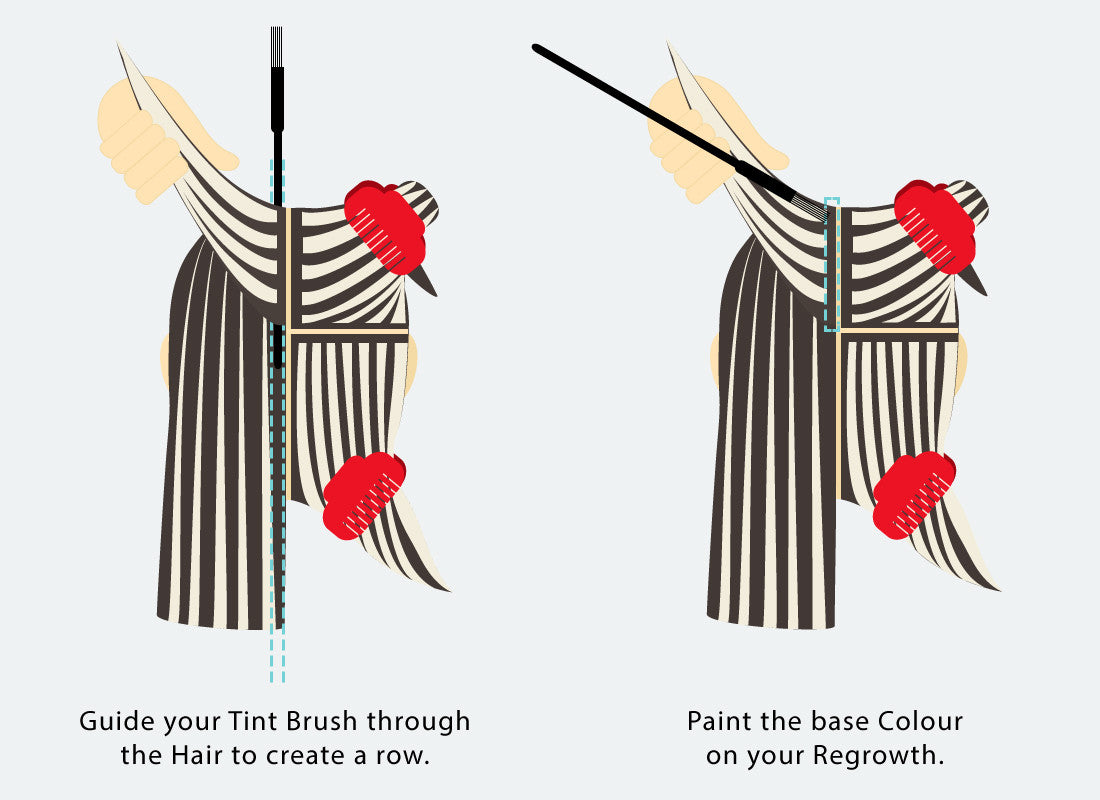 How To Fix Your Tiger Stripe Hair Highlights My Hairdresser Online