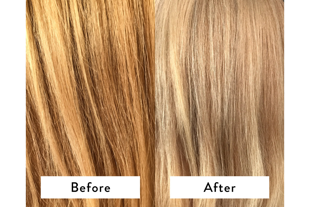Image result for toning hair