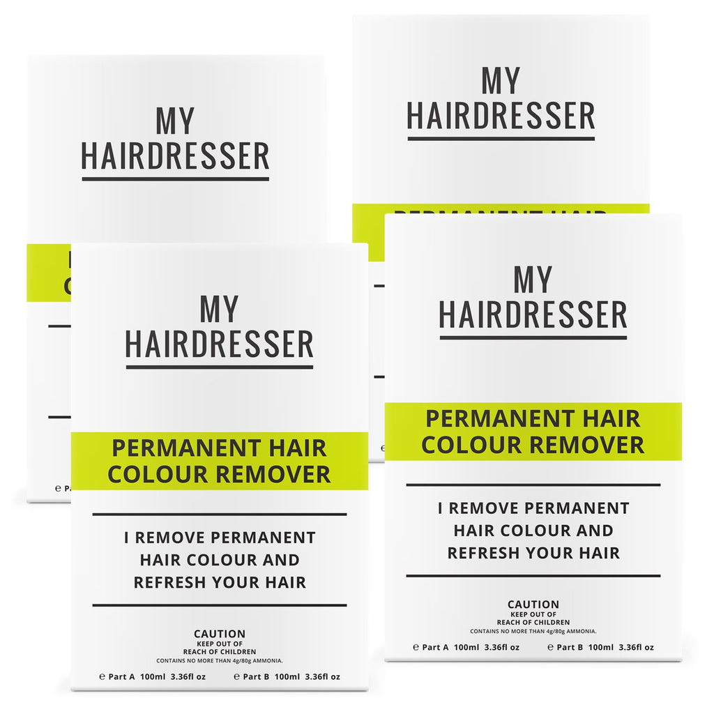 Colour Remover 4 Pack