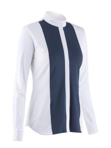 Anna Scarpati Ester Womens Long Sleeve Competition Shirt
